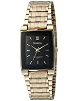 Armitron Men's Gold Stainless Steel Analogue Watch - 201576
