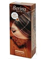 Berina Hair Color Cream A27 (Light Natural Brown)