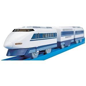 【クリックでお店のこの商品のページへ】プラレール S-04 100系新幹線