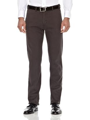 Pedro del Hierro Pantalon Sport (Marrón Oscuro)
