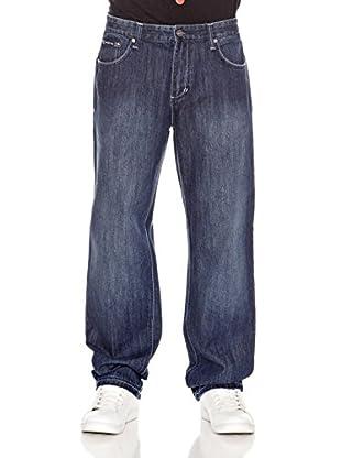 Grimey Wear Pantalón Denim Grimey (Azul Eléctrico)