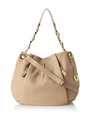 Charles Jourdan Women's Hattie Convertible Shoulder Bag (Natural)