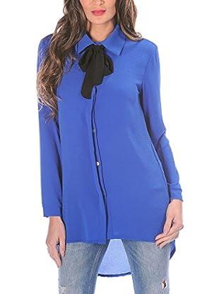 Bleu Marine Camisa Mujer Diana