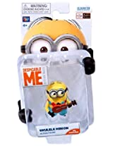 Despicable Me Minion Made Poseable 2 Inch Action Figure Ukulele Minion
