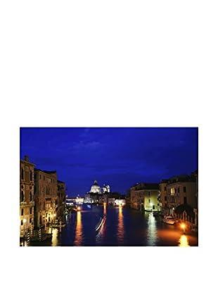 Legendarte Leuchtbild Venezia Romantica 60X90 Cm mehrfarbig