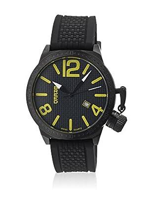 Breed Reloj con movimiento cuarzo suizo Brd5705 Negro 45  mm