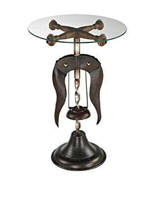 Sterling Signature Accent Table, Mayfield Bronze
