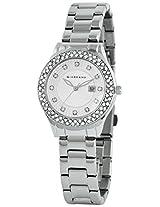 Giordano Analog White Dial Women's Watch - 6204-11