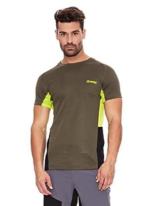 Berg Outdoor Camiseta Manga Corta Cairo (Verde)