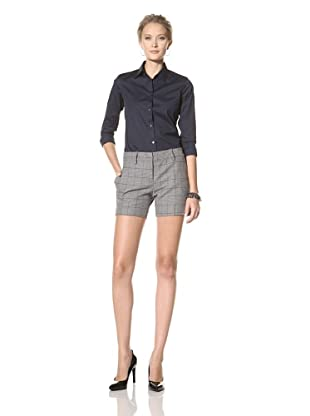 See by Chloé Women's Plaid Shorts (Multicolor)
