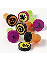 12 Halloween Stamps - Stampers