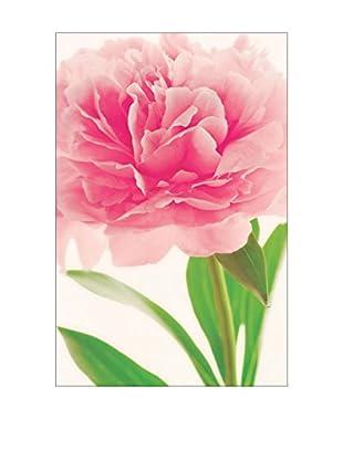 ARTOPWEB Wandbild Plina Plotnikova Pink Peony 175x115 cm