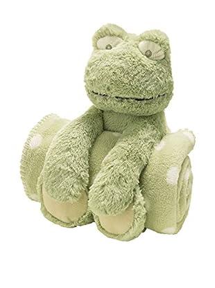 Biederlack Decke Kids Dream Set Frosch