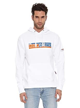 The Indian Face Sudadera Polk (Blanco)