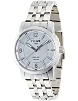 Tissot Analog Silver Dial Men's Watch - T0144101103700