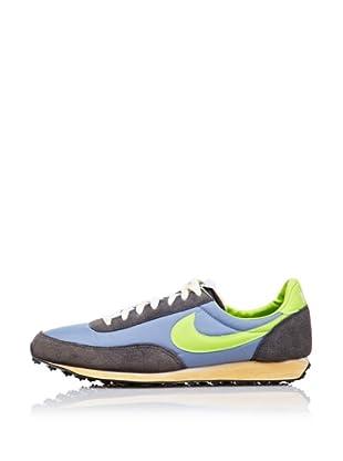 Nike Zapatillas Detente Elite (Vntg) (Azul / Gris / Flúor)