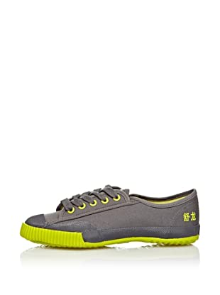 Shulong Zapatillas Shustreet W Low Plus (Gris / Lima)