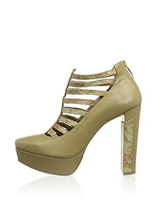 Fersengold Zapatos con Tacón Mailand (Beige)