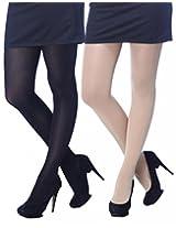 Nxt 2 Skn Women's Stockings (Pack of 2)