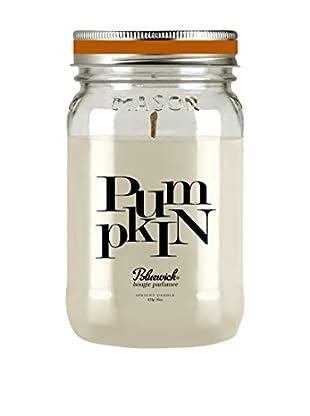 Bluewick 16-Oz. Holiday Mason Jar Candle, Pumpkin