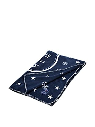 Lexington Company Manta Nieve (Azul)