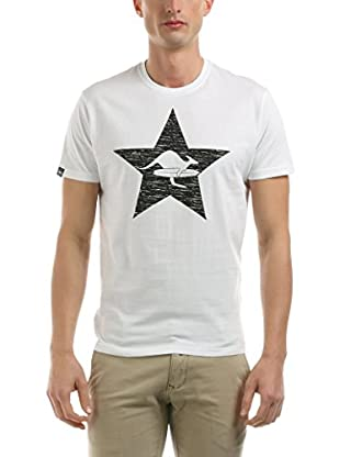 Hot Buttered Camiseta Manga Corta Star