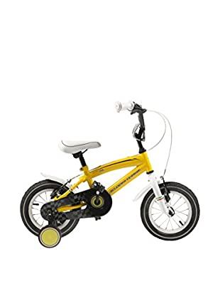 SCHIANO Fahrrad 12 Ferrari 3872 gelb