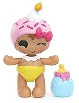 Lalaloopsy Babies Newborn Doll- Cupcake