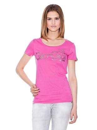 Gio Goi Camiseta Tease (rosado)