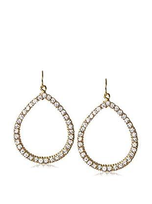 Yochi Crystal Burst Earrings