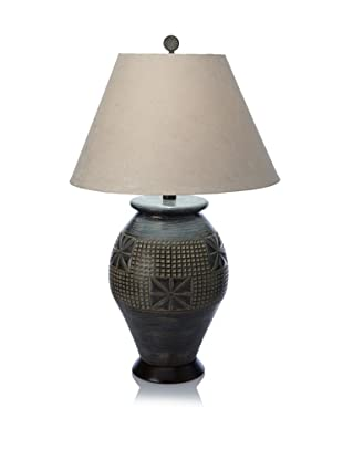 Pacific Coast Lighting Mosaic Canyon Table Lamp