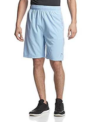 HEAD Men's Break Point Shorts (Placid Blue)