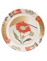 Redsun Set Of 6 Melamine Dinner Plates