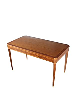 1950's English Table, Brown