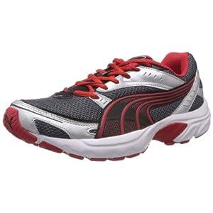 Puma Men's Axis II Black Mesh Sport Running Shoes - 7 UK/India (40.5 EU)