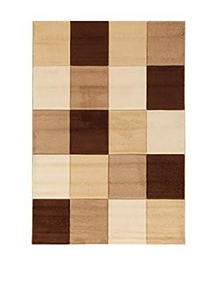 ABC Alfombra Checker Multicolor