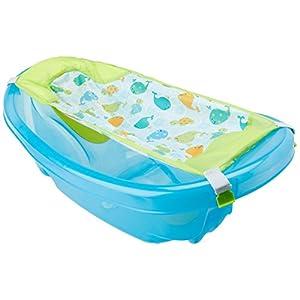 Summer Sparkle N' Splash Newborn To Toddler Bath Tub