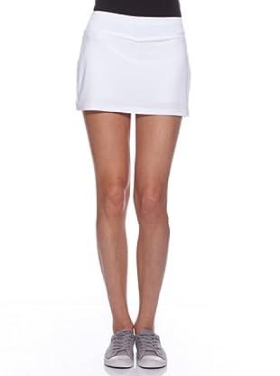 Ellese Falda Tenis Plain (Blanco)