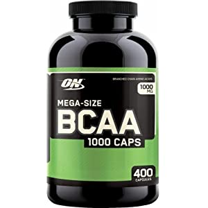 Optimum Nutrition BCAA 1000 200 Capsules