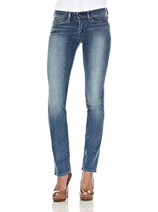 Levi´s Jeans Modern Demi Curve ID gerades Bein (early dawn)