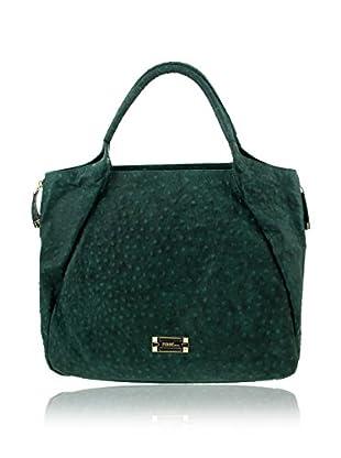 Ferré Milano Bolso Alexandrite (Verde Esmeralda)