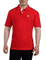 The Company Luxury Polo's - Red - Size: XXL