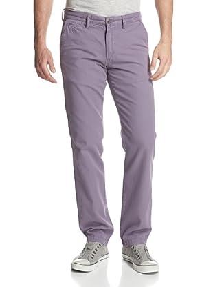 Original Paperbacks Men's Bayside Canvas Flat Front Pant (Lavender)
