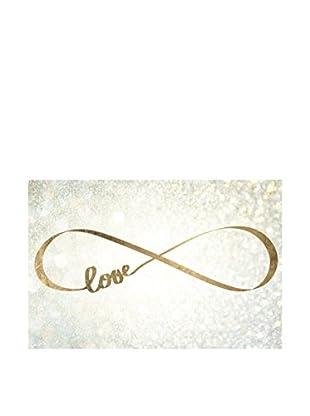 Oliver Gal Artist Co. Sparkle Love, Multi, 20