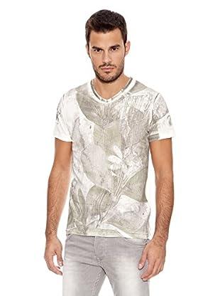 Pepe Jeans London Camiseta New Bolt (Blanco)