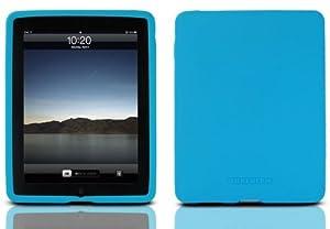 TUNEWEAR iPad用高品位シリコンケース ICEWEAR for iPad ブルー