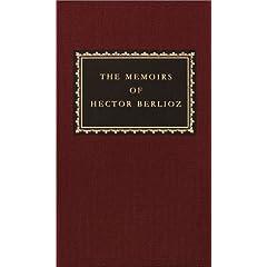 英書『ベルリオーズ 回想録』のAmazonの商品頁を開く