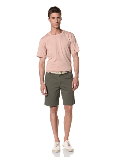 Hyden Yoo Men's Shorts (Military Green)