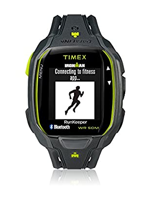 TIMEX Reloj de cuarzo Man Ironman Run X50+ Gris 42 mm