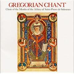 サン・ピエール・ド・ソレーム修道院聖歌隊 グレゴリオ聖歌の商品写真